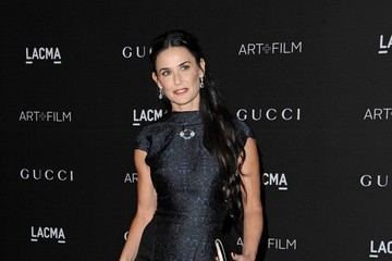 Demi Moore Arrivals at the LACMA Art + Film Gala