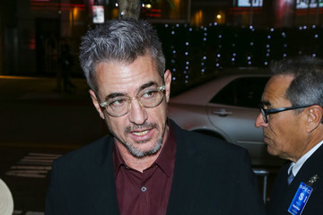 Dermot Mulroney Celebrities Outside the 'Sleepless' Premiere