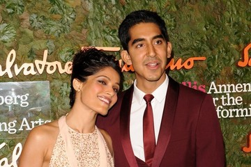 Dev Patel Wallis Annenberg Center for the Performing Arts Gala
