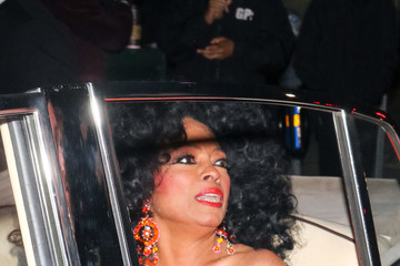 Diana Ross Diana Ross Outside Warwick Nightclub In Hollywood