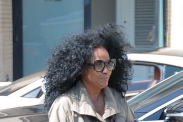 Diana Ross Diana Ross Goes Shopping at Barney's