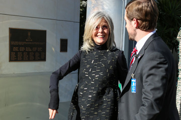 Diane Keaton 'Love The Coopers' Holiday Luncheon Benefiting the LA Regional Food Bank