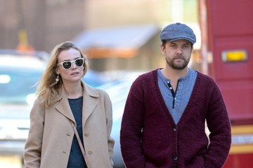Diane Kruger Diane Kruger and Joshua Jackson Out and About