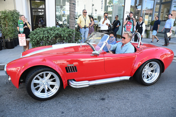 Dolph Lundgren Seen In Los Angeles