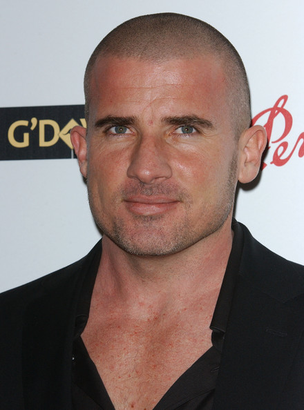 dominic purcell height