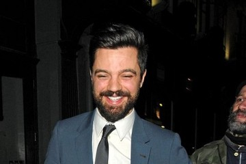Dominic Cooper Dominic Cooper Leaves the Groucho Club