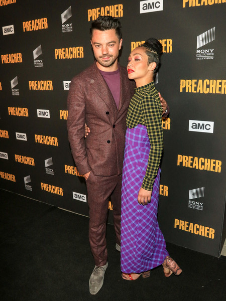 Premiere Of AMC's 'Preacher' Season 3