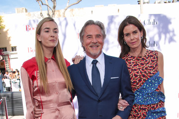Don Johnson Kelley Phleger Katie Aselton Attends Paramount Pictures' Premiere Of 'Book Club'
