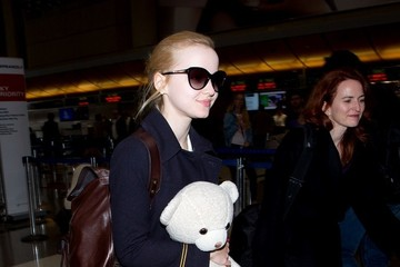 Dove Cameron Dove Cameron at LAX