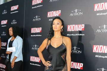 Draya Michele Premiere of Aviron Pictures' 'Kidnap'