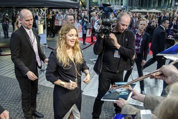 Drew Barrymore 'Blended' Premieres in Germany