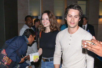 Dylan O'Brien Dylan O'Brien Is Seen At ArcLight Theatre