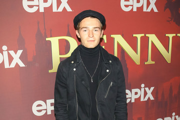 Dylan Summerall Los Angeles Premiere Of Epix's 'Pennyworth'