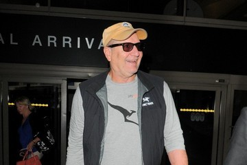 Ed O'Neill Ed ONeill Arrives at LAX
