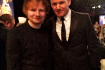 Ed Sheeran Celebrity Social Media Pics