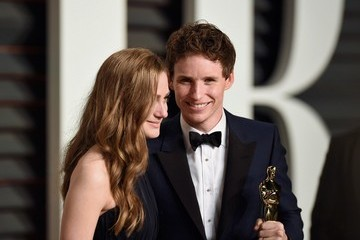 Eddie Redmayne Stars at the Vanity Fair Oscar Party