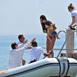 Elisabetta Gregoraci and Falco Briatore Photos - 1 of 5