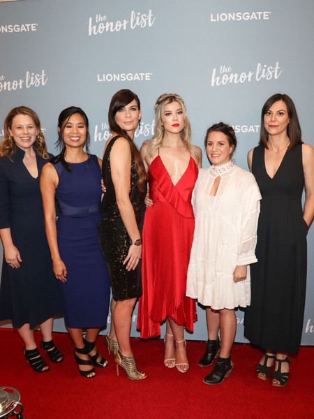 The Honor List Premiere at London Hotel