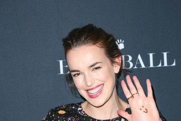 Elizabeth Henstridge The 2nd Annual Baby Ball Gala