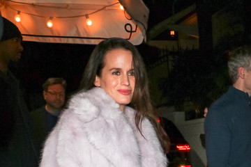 Elizabeth Reaser Elizabeth Reaser Attends As W Magazine Celebrates Its Best Performances Portfolio At Chateau Marmont