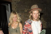 Ellie Goulding and Her Boyfriend Out Late