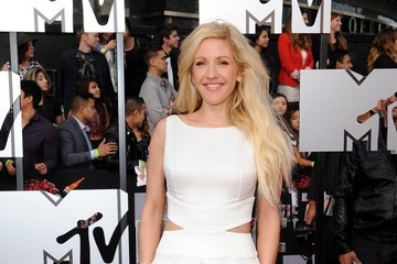 Ellie Goulding Arrivals at the MTV Movie Awards