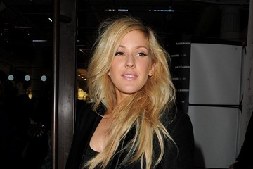 Ellie Goulding Ellie Goulding and Dougie Poynter's Date Night