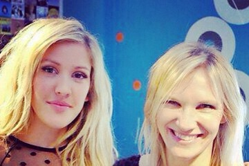 Ellie Goulding Celebrity social network pictures