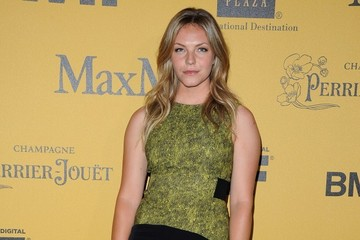 Eloise Mumford Arrivals at the Woman in Film Crystal + Lucy Awards