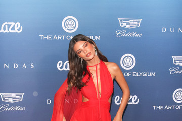 Emily Ratajkowski The Art Of Elysium's 12th Annual Celebration - Heaven