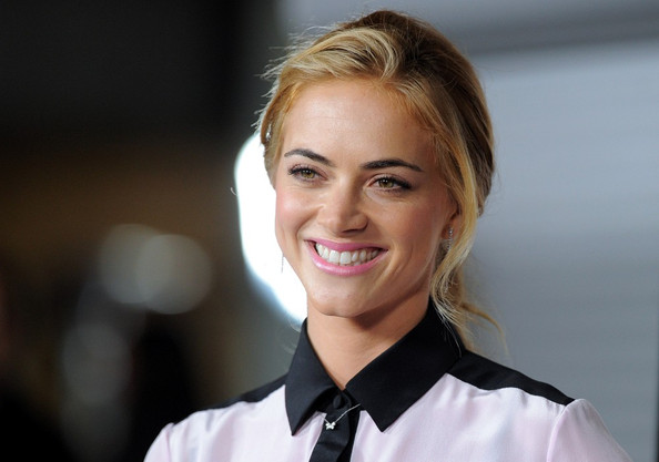 Emily wickersham photos photos stars at the premiere of gone