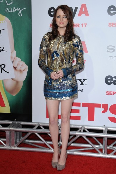 emma stone easy a outfits. emma stone easy a pictures.