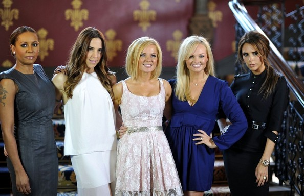 The Spice Girls Won't Wear Giles Deacon at the Olympic Closing Ceremony After All