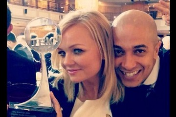 Emma Bunton Celebrity Social Media Pics