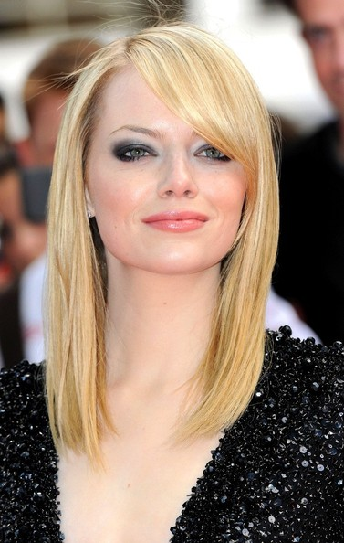 Emma Stone - 'The Amazing Spider-Man' UK premiere