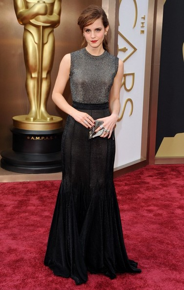 Emma Watson - Arrivals at the 86th Annual Academy Awards
