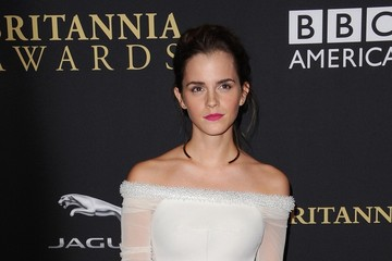 Emma Watson BAFTA Los Angeles Jaguar Britannia Awards