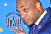 Rick Worthy is seen at the Entertainment Weekly Comic-Con Celebration at Float at Hard Rock Hotel in San Diego, California.