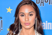 Summer Bishil is seen at the Entertainment Weekly Comic-Con Celebration at Float at Hard Rock Hotel in San Diego, California.