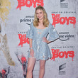 Erin Moriarty Comic-Con International - Red Carpet For 'The Boys' - Arrivals