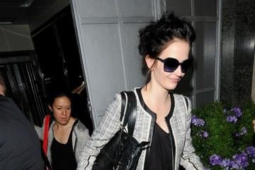 Eva Green The 'Dark Shadows' Cast at Clardiges Hotel