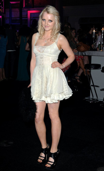 evanna lynch photos photos   harry potter after party