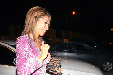 Farrah Abraham Farrah Abraham Outside Catch Restaurant In West Hollywood