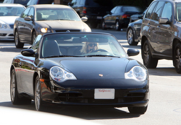 Stars And Their Cars 64 Celebrities Rides