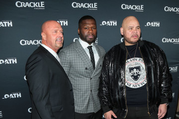 Fat Joe 'The Oath' Premiere At Sony Theatre In Culver City