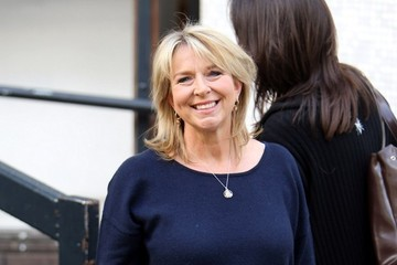 Fern Britton Fern Britton at the London Studios