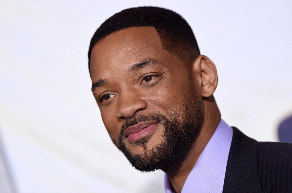 Will smith hair style