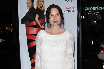 """Minnie Driver """"Four Christmases"""" World Premiere"""