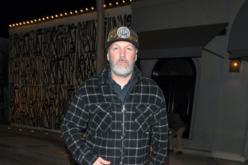 Fred Durst Fred Durst Outside Craig's Restaurant