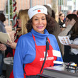 Freda Payne Los Angeles Mission Thanksgiving For The Homeless